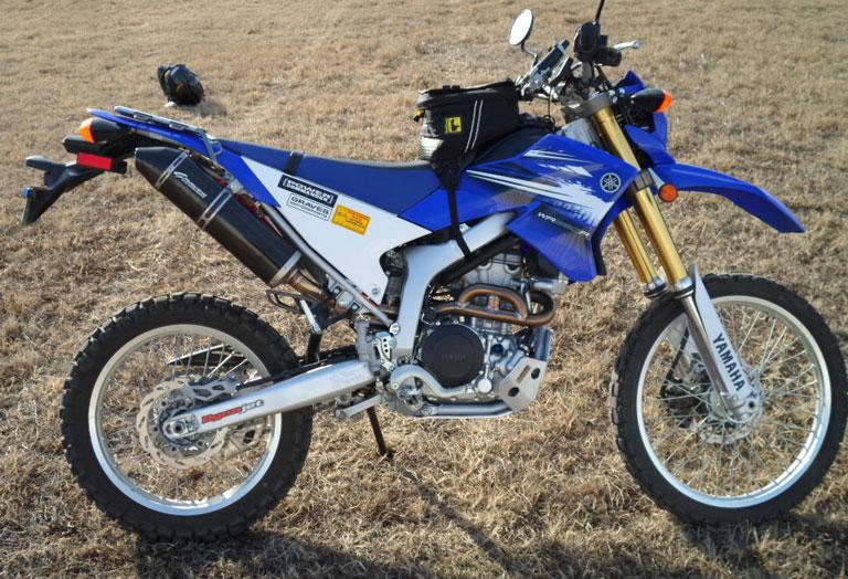 Graves works full system for Yamaha wr250r horsepower